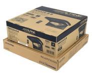 ALPINE アルパイン PXH-12X-R-B 12.8型 WXGAリアビジョン KTX-Y2005BK 専用取付キット