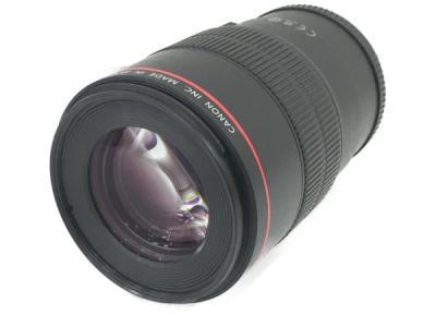 Canon EF100mm F2.8L Macro IS USM レンズ 単焦点