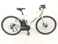 訳あり Panasonic BE-ELHC49N 電動アシスト自転車 490mm 自転車の買取