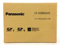 Panasonic パナソニック Let's note レッツノート SV9 CF-SV9RDAVS ノートパソコン 光学ドライブ内蔵