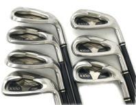 XXIO ゼクシオ インパクトパワーマッチング アイアン 全7本セット ゴルフクラブ