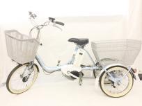 ブリジストン アシスタ ワゴン AW114 電動アシスト自転車の買取