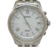 SEIKO セイコー ドルチェ&エクセリーヌ SADZ201 7B27-0AD0 メンズ 腕時計 ソーラー電波クォーツ