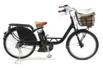 YAMAHA PAS Crew Disney edition クルー ディズニー PA24C 2019年製 自転車 電動 ヤマハ 楽 大型の買取
