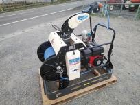 徳島県 吉野川市 丸山製作所 MS415 セット動噴 ガソリン エンジン 動力噴 MITSUBISHI 農機具 農業機械