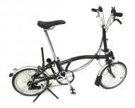 Brompton M6L RED/BLK ブロンプトン 折りたたみ自転車の買取