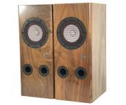 MarkAudio Alpair10MAOP 搭載 ウォールナット材 エンクロージャー マークオーディオ スピーカー ペア