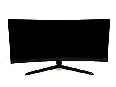 LG ゲーミングモニター ディスプレイ 34GK950F-B 34インチ 曲面モニター 家電 PC周辺機器