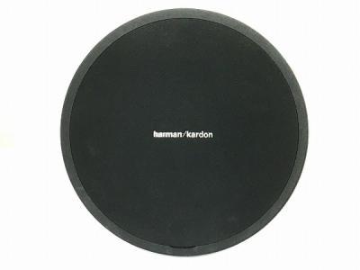 HARMAN Kardon ハーマン カードン ONYX STUDIO ワイヤレススピーカー ワイヤレス Bluetooth対応 ブラック