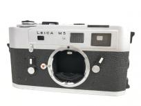 Leica ライカ M5 レンジファインダー ブラック 130万番台の買取