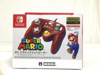 ホリ クラシックコントローラー for Nintendo Switch NSW-107A スーパーマリオ 任天堂ライセンス 家電