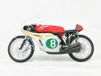 TAMIYA Master work Collection No.8 Honda RC166 GPレーサー 完成品 1/12 マスターワークコレクション タミヤ フィギュアの買取