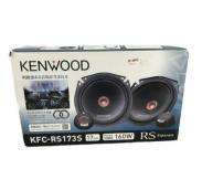 KENWOOD KFC-RS173S カースピーカー 車 音楽 ケンウッド
