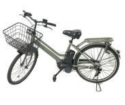 Panasonic BE-ELST634 電動アシスト自転車 26インチ ティモSの買取