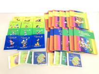 ディズニーワールド オブ イングリッシュ DWE シングアロング 12枚 DVDセット CD8枚セット Book1-12 セット 英語 教材