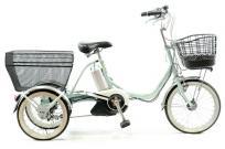 ブリヂストン BRIDGESTONE AW1C37 アシスタワゴン 電動自転車 三輪車 大型の買取