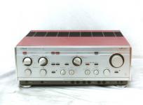 LUXMAN ラックスマン L-550 プリメインアンプの買取