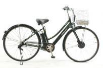 ブリヂストン AL7B40 アルベルトe B400 L型 M.ジェードオリーブ 27インチ 電動アシスト付き自転車の買取