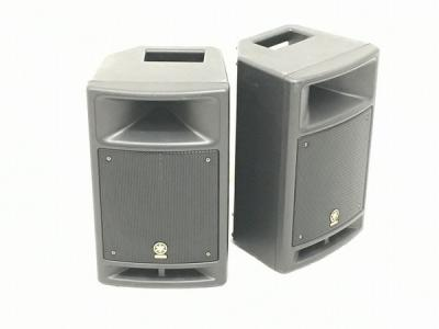 YAMAHA STAGEPAS300 スピーカー ペア オーディオ 音響 器材 ポータブルPA 機器