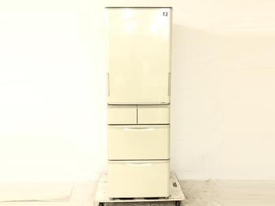 SHARP シャープ プラズマクラスター SJ-W411F-N 5ドア 412L 冷蔵庫 家電 大型