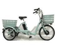 BRIDGESTONE ブリヂストン FW0B49 フロンティアラクットワゴン 電動自転車 電動アシスト自転車 三輪車(大人用) 大型の買取