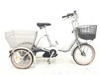 BRIDGESTONE ブリヂストン Assista アシスタワゴン AW1C37 電動 アシスト 三輪車 自転車 大型の買取