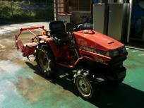 宮崎県発 三菱 MT135 トラクター 12馬力 農機具 399hの買取
