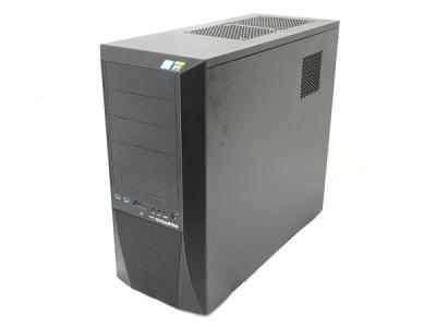 Thirdwave GALLERIA XV デスクトップ パソコン PC Intel Core i7 7700 3.60GHz 8GB SSD 640GB/HDD 1.0 TB Win10 Home 64bit