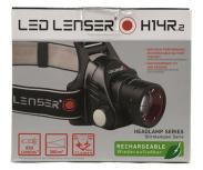 LED LENSER H14R.2 OPT-7299R ヘッドランプ レッドレンザー