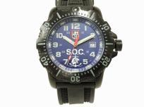 LUMINOX S.O.C 腕時計 ウォッチ ケース オリジナルワッペン 付き ルミノックス