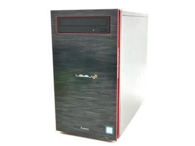 MouseComputer iiyama LEVEL∞ ILeDXi-M0B6 デスクトップ パソコン i7 8700 3.2GHz 16GB SSD512GB RTX2060 Win10 Home 64bit