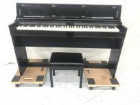 引取限定ROLAND DP90S デジタル ピアノ 88鍵 鏡面仕上げ 2012年製 直の買取
