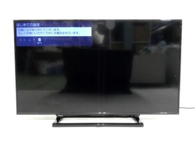 TOSHIBA 東芝 REGZA 50S10 液晶テレビ 50型 ブラック