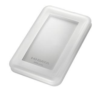 IO DATA アイ・オー・データ機器 SSPB-USC1W USB 3.1 Gen 2対応 ポータブルSSD 1TB ホワイト