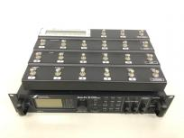 FRACTAL AUDIO SYSTEMS AXE FX II プリアンプ エフェクター MFC-101 MarkII フット コントローラー ギター マルチ プロセッサー セット