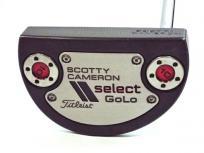 SCOTTY CAMERON SELECT GOLO 10 スコッティ キャメロン パター ゴルフ クラブの買取