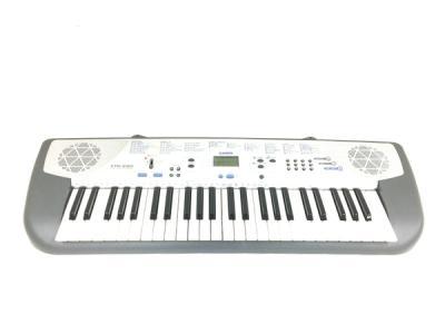 CASIO CTK-230 電子 キーボード 49鍵 楽器 鍵盤 カシオ