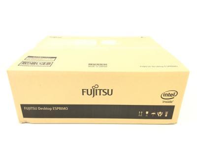 富士通 ESPRIMO Dシリーズ D588/CW FMVD4500CD Win10 Pro i3-8100 メモリ4GB HDD 500GB デスクトップ PC