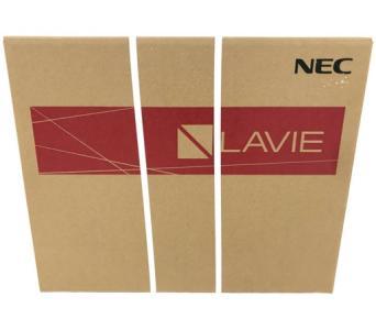 NEC LAVIE PC-N1585AAL ノートパソコン ネイビーブルー