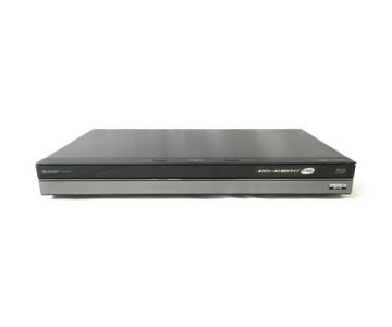 SHARP アクオス 2B-C20BT3 ブルーレイレコーダー Ultra HD 2TB 家電