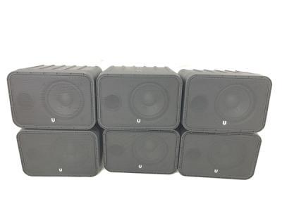 USEN UCS-1001 ペアスピーカー 3セット 音響機材
