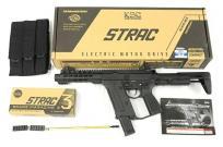 KSC STRAC TEG マガジン 3点付き リポバッテリー専用の買取