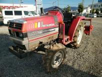 MITSUBISHI MT23 トラクター 23馬力 4WD 499h 農機具 農業機械の買取