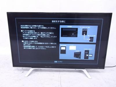 TOSHIBA 東芝 REGZA 43Z700X 4K液晶テレビ 家電 大型
