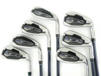 mizuno JPX E600 6 7 8 9 P S F アイアン 7本セット ゴルフクラブ
