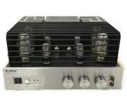 CAV T-88 真空管アンプ プリメインアンプ 音響機器 オーディオの買取