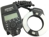 NEEWER MACRO RING LITE NW-14EXT マイクロリングライト カメラ 周辺機器
