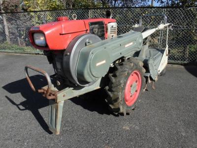 鳥取県 米子市 ヤンマー YS11Z-G 11馬力 ディーゼル 耕運機 管理機 歩行型 農用 トラクター 農機具