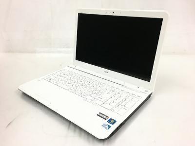 NEC ノートパソコン PC-LS150HS6W Intel Pentium CPU B970 @ 2.30GHz 4 GB 750GB ノートPC