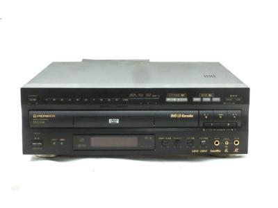 Pioneer DVL-K88 DVD LD コンパチブル カラオケ デッキ